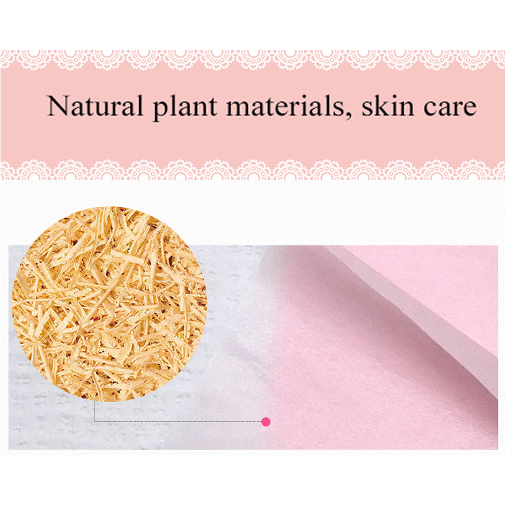 100pcs Cleansing Natural Oil Absorbing Soft Lightweight Effective Smooth Skin Care Blotting Paper Portable Professional Makeup