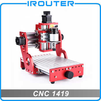 CNC MACHINE,cnc 1419,metal engraving cutting machine,aluminum copper wood pvc pcb Carving machine,cnc router - Category 🛒 Tools