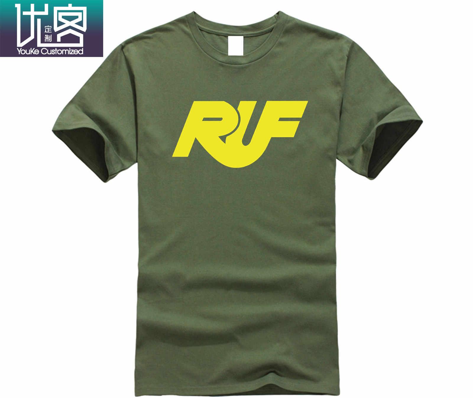 Футболка RUF немецкий автолюбитель различных размеров и цветов CTR Yellowbird BTR