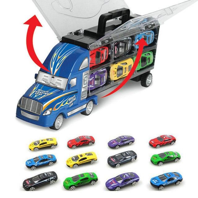Diecast Metal Vehicle Mode Toys For Children Alloy Pixar Truck Car Sports Car Model Toy Boys Birthday Present And Christmas Gift 3