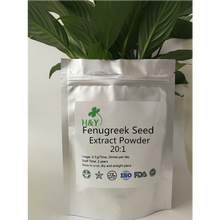 цена на 150-1000g Free Shipping Top Sale Fenugreek Seed Extract Powder 20:1In Stock