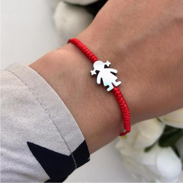 Bracelet Porte Bonheur Tibétain