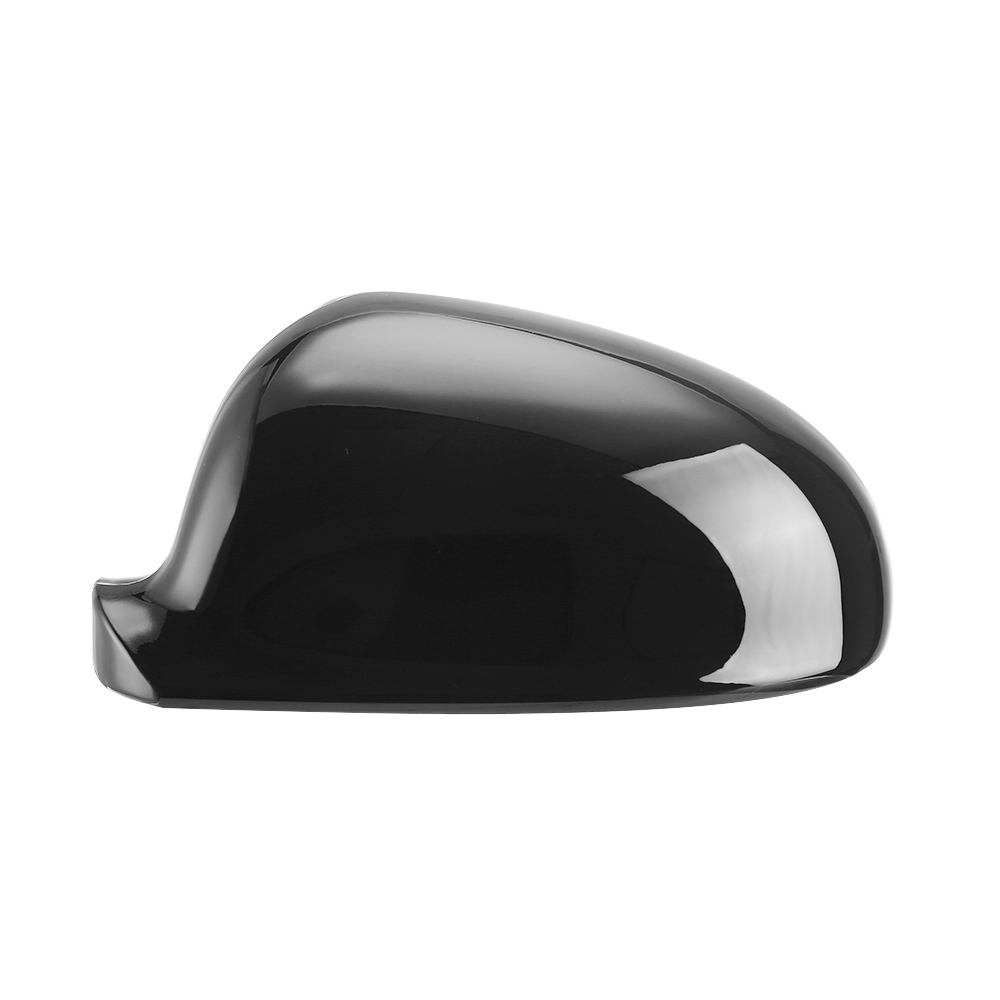 Image 2 - 2 pieces For VW Golf MK5 GTI Jetta 5 Passat B6 B5.5 Side Wing Mirror Covers Caps For VW Sharan Golf 5 6Plus Variant EOS 2007-in Mirror & Covers from Automobiles & Motorcycles