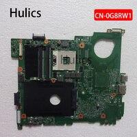 Hulics Original CN 0G8RW1 0G8RW1 G8RW1 for dell FOR inspiron 15R N5110 laptop motherboard HM67 GMA HD3000 DDR3