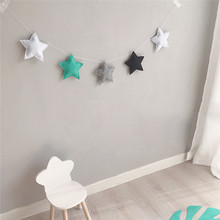 Tent Bumper Crib Hanging-Decoration Room-Decor Nordic Newborn-Baby Infant Wall Photography-Props