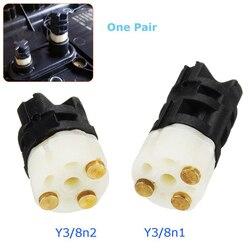 2 pz/set Modulo di Controllo del Sensore di 722.9 Y3/8n1 Y3/8n2 per Mercedes Benz 7G Auto Cambio Automatico solenoide Per Mercedes
