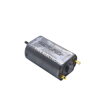 FP180-KW/08570 Micro DC Motor D-Shaft Silence Use For Shaver Electric-Toothbrush and DIY Models image