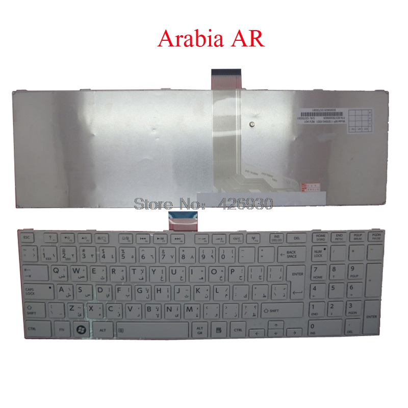 Laptop Keyboard for Lenovo Ideapad G550 G555 V560 B550 B560 B560A Sweden SD 25008578 V-105120AK1-SD