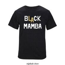 Kobe Bryant Black Mamba T-shirt PU27