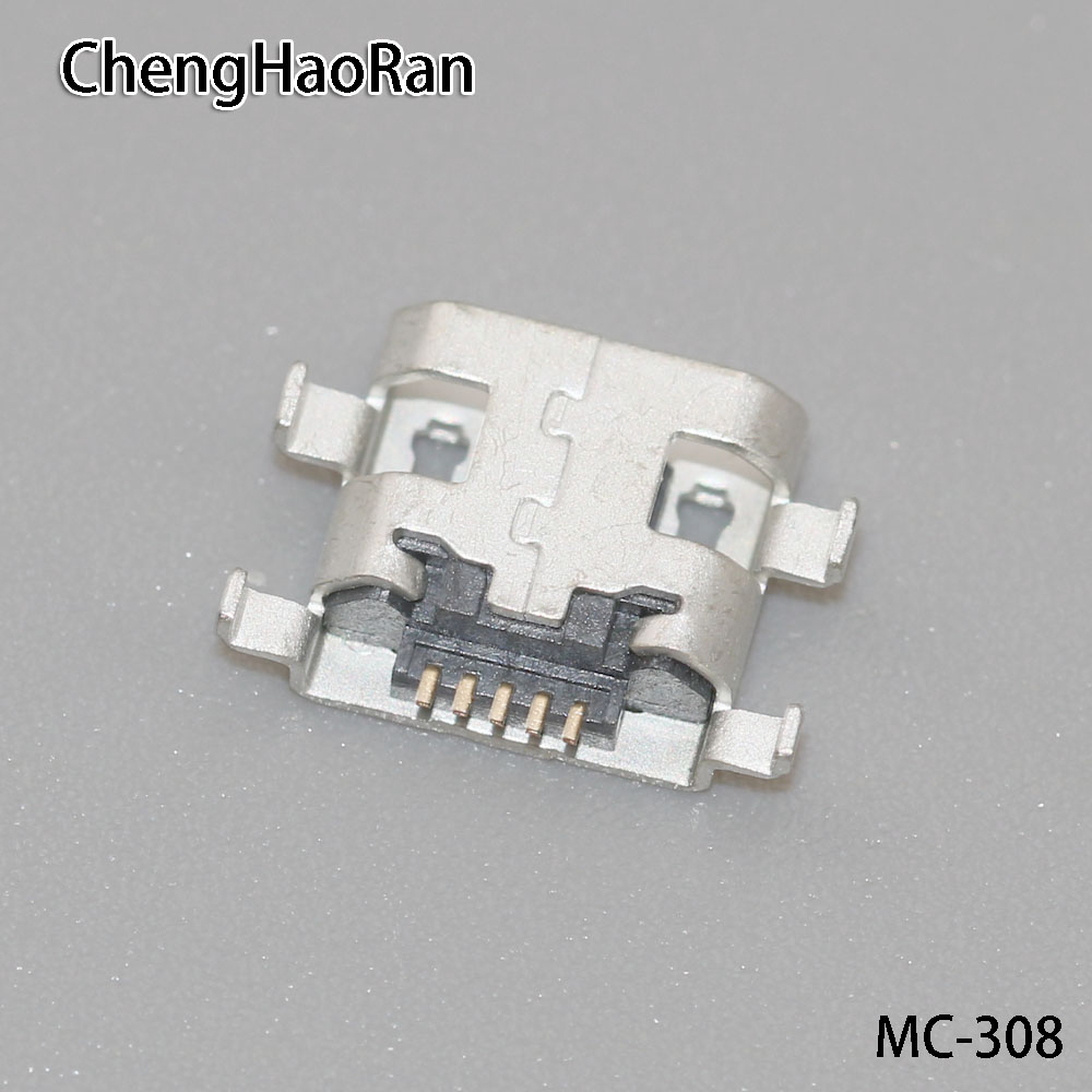 1PCS 5P Micro USB Connector For Alcatel One Touch POP 7 P310A/ For Acer ICONIA A1-830 A1-810 Charging Port Charging Socket