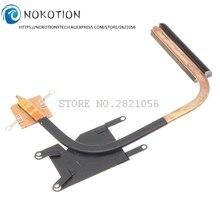 NOKOTION 757602-001 аккумулятор большой емкости радиатора для HP 14-G 14-R 15-R 240 G1 240 3G вентилятор охлаждения радиатора LA-A993P LA-B971P