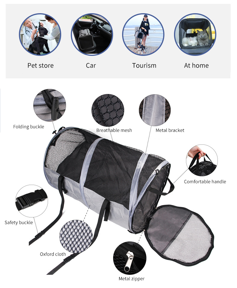 Dog Carriers Rear Back