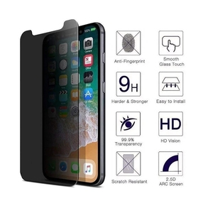 Image 5 - Privacy Screen Protectors for Apple IPhone 7 8 6 6s Plus 9H HD for IPhone 11 12 Pro Max XR XS Max SE2020 Anti Spy Tempered Glass