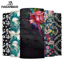 Color Cosplayer Casual Print Scarf Bandana Multi Function Scarves Wraps Face Mask Windproof Neck Warmer Headband