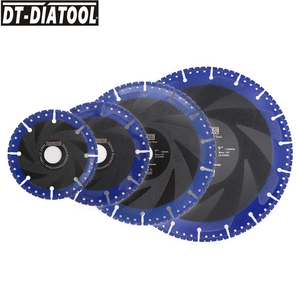 Image 1 - DT DIATOOL 真空ろうダイヤモンド解体鋸刃切断ディスク多目的救助ブレード用鉄鋼金属プラスチック