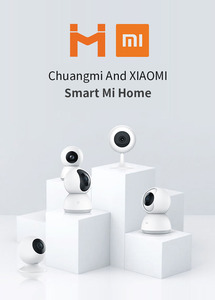 Image 5 - Xiaomi Mijia chuangmi xiaobai Smart Youth version Camera 1080P HD 360 Color Low Light Technology Night Version Wireless Wifi APP