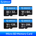 Карта памяти ORICO Micro SD  256 ГБ  128 ГБ  64 ГБ  32 ГБ  80 МБ/с./с