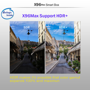 Image 4 - Smart TV Box X96 Max Android 9.0 Amlogic S905X2 Quad Core with RAM 2G 4G ROM 16G 32G 64G WIFI BT 1000M  Set Top Box media player