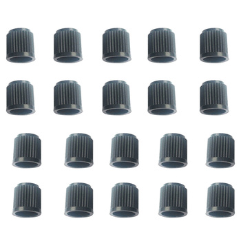 20 Pieces Car Wheels Tire Valve Stems Cap Lid Air Dust-proof Cover image