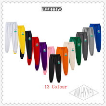 wmhyyfd New Men's Casual Sweat Pants Jogger Harem Trousers S