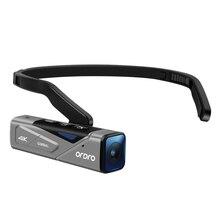 Ordro EP7 וידאו מצלמה 4K למצלמות מלא HD 30FPS Ultra HD ייצוב לביש עמיד למים Camara Filmadora Vlog מצלמה DVR