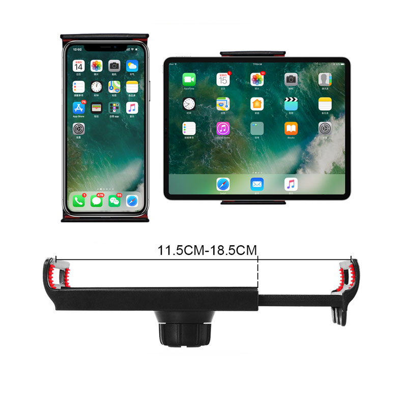 cheapest HobbyLane Phone Holder Multi-functional Fill Light Mobile Phone Holder Self-timer Live Artifact Live Performances d29