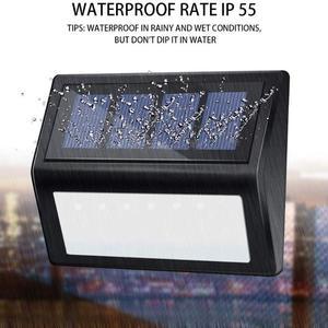 6LED Solar Power Stair Light O