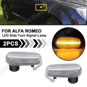 Luz LED trasera para coche Alfa Romeo 147 GT MiTo FIAT Bravo...