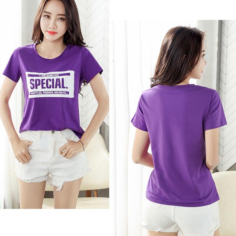 Купить bobokateer хлопковая футболка с короткими рукавами для женщин