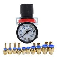 """AR2000 G1/"""" воздушный компрессор регулятор давления клапан с фитингом"""