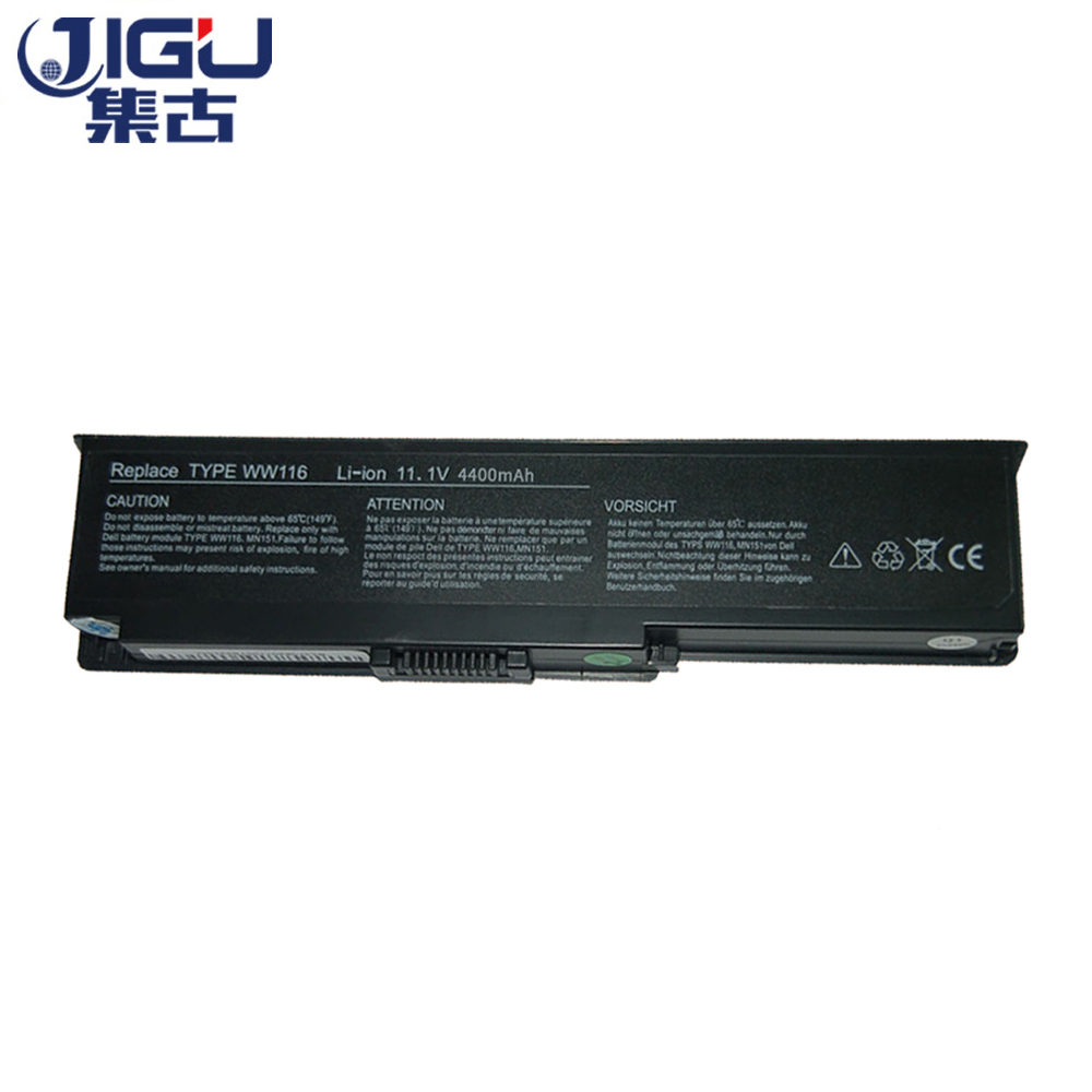 JIGU High capcity black 6 Cells laptop <font><b>battery</b></font> FOR <font><b>DELL</b></font> FOR <font><b>Inspiron</b></font> <font><b>1420</b></font> FOR Vostro 1400 312-0543 312-0580 312-0584 image