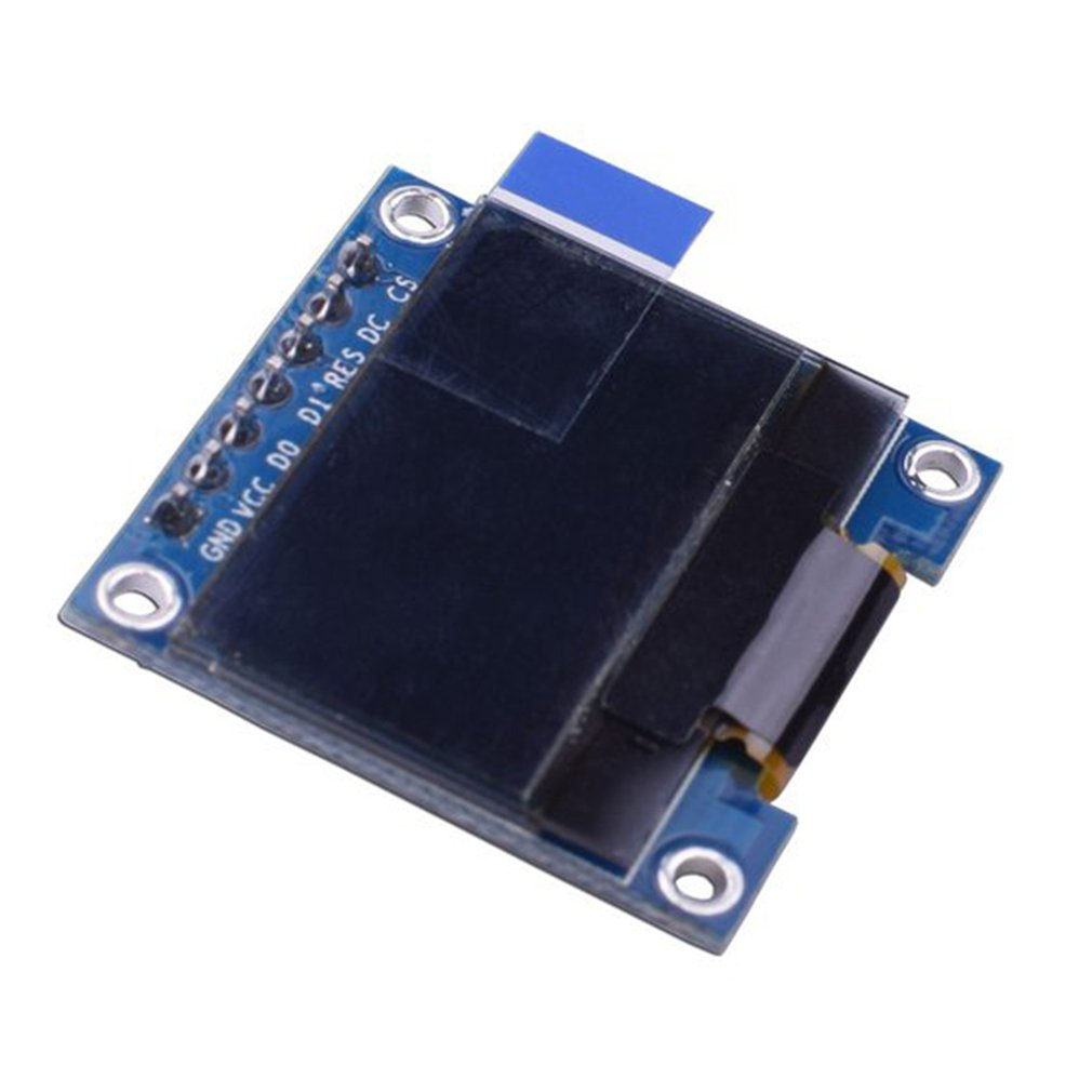 0.96 Inch 7 Pin 128 x 64 SPI OLED Display Module For Arduino Compatible SCM & DIY Kits Module Board SPI OLED Display