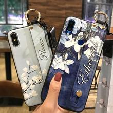 Lanyard Phone Case For Meizu Note 9 6.2-
