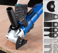 Multifunctional trimming machine woodworking decoration power tool electric shovel slotting grinding cutting machine