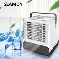 Desktop Mini Portable Air Conditioning Humidifier USB Fan Air Cooling Fan Cooling Fan For Home Office for Cooling Summer Hot Day