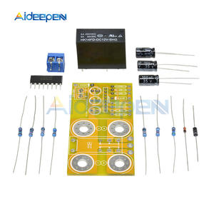 Speaker-Protection-Board Dual-Channel Diy-Kit DC UPC1237 Finished-Product-Upc1237 Boot-Delay