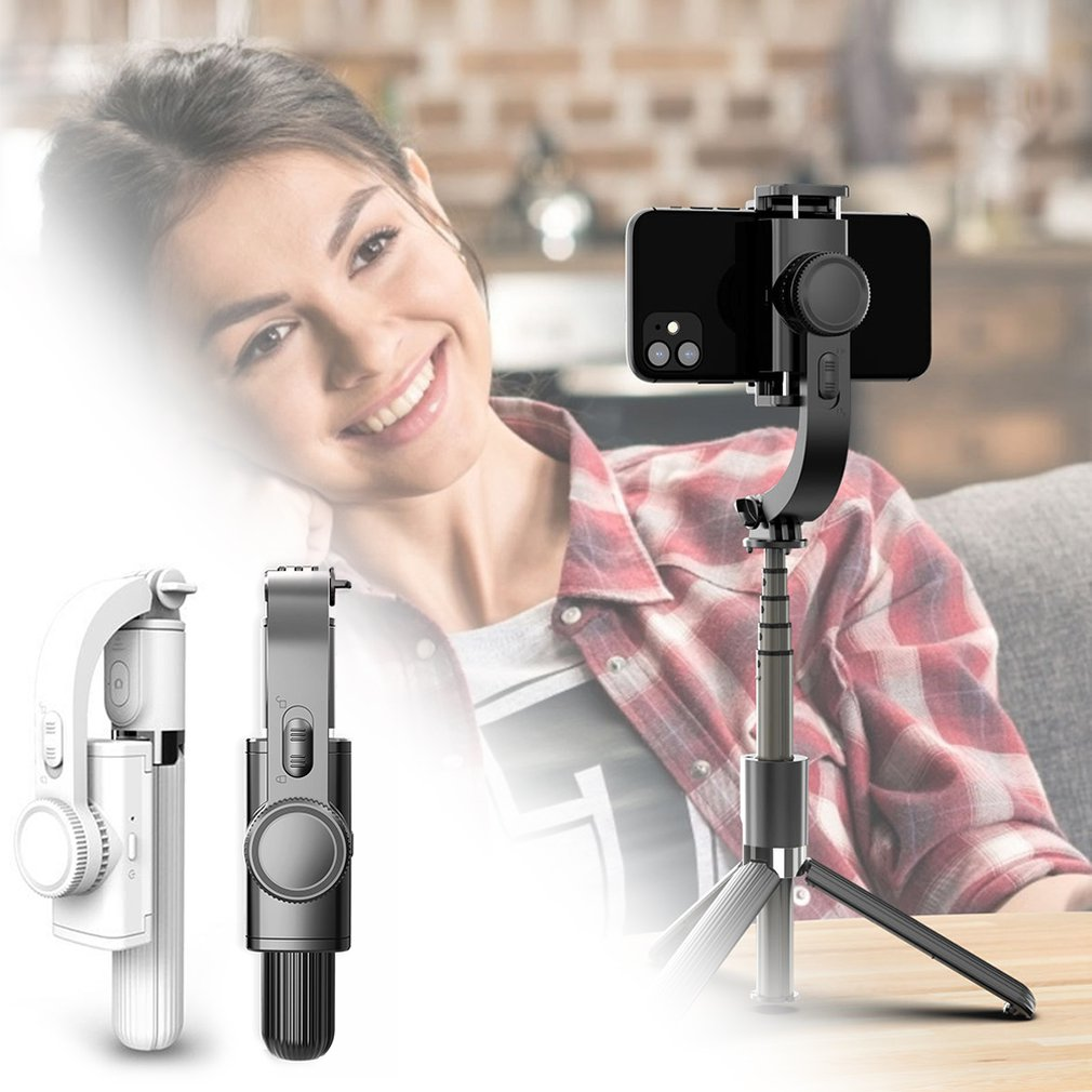 Selfie Stick Stabilizer Smartphone Selfie Stick Tripod Flexible With Remote For Iphone Samsung Ptz Action|Stabilizers|   - AliExpress