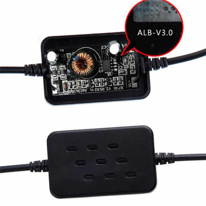 1 PC 2 * 1.18in Mikro/Mini USB Hard Kabel Charger Mobil Power Inverter Converter untuk Tablet Ponsel DVR perekam GPS