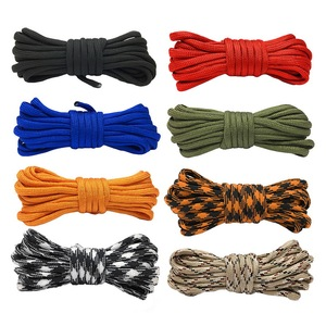 31 Meters Dia.4mm 7 Stand Cores Paracord For Survival Parachute Cord Lanyard Camping Climbing Camping Rope Hiking Clothesline