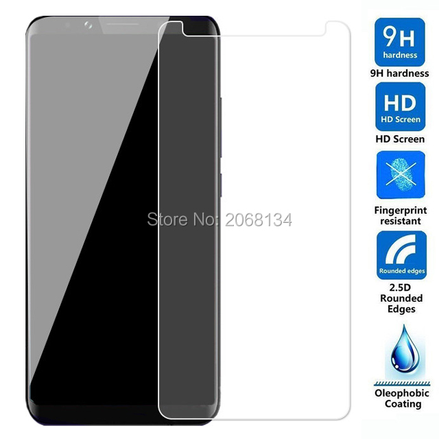 2pcs 2.5D For <font><b>Oukitel</b></font> <font><b>K5000</b></font> Tempered Glass Protective Film Safety Front <font><b>LCD</b></font> Screen Protector For <font><b>Oukitel</b></font> <font><b>K5000</b></font> Guard Shield image