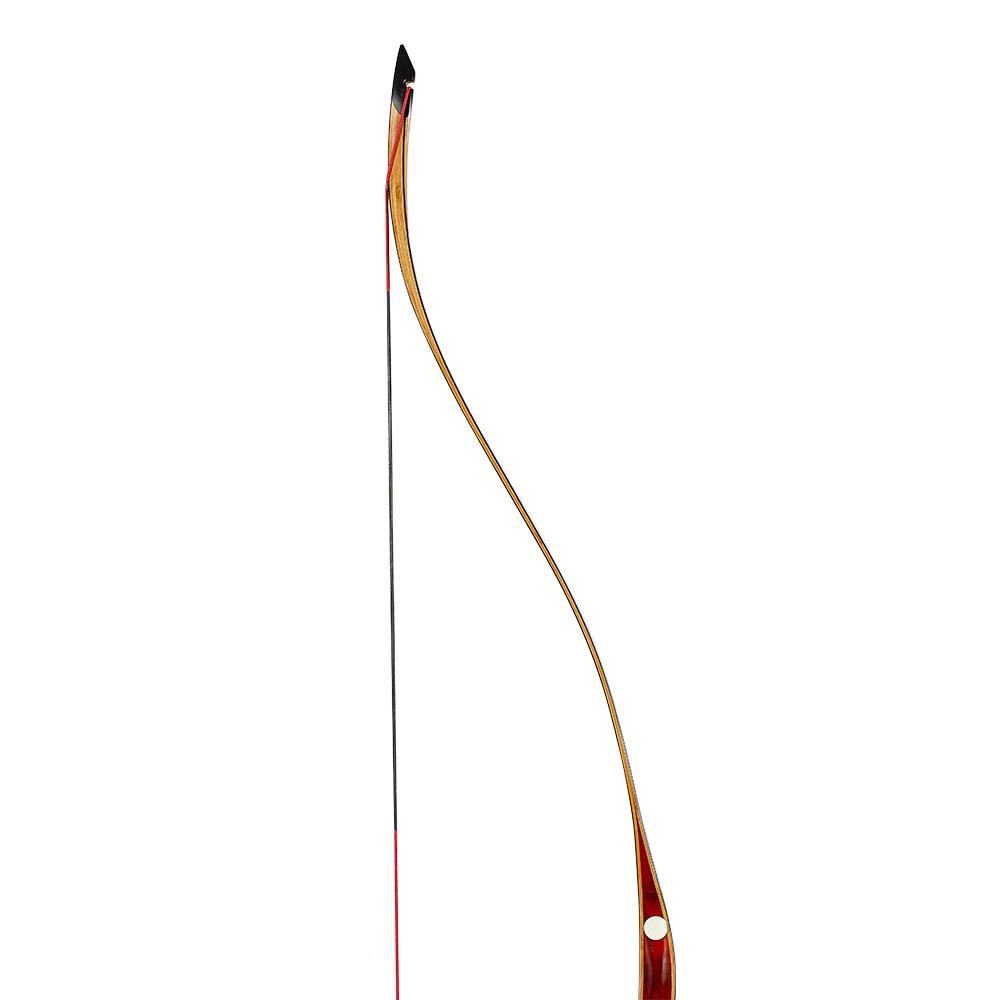 Topoarchery 53 polegada tradicional tiro treinamento arco
