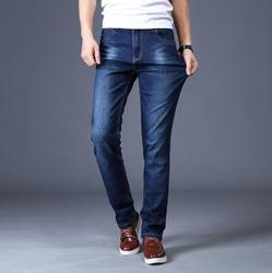 2020 бизнес прямые джинсы стрейч деним мужские джинсы джинсовые брюки на горячие продажи