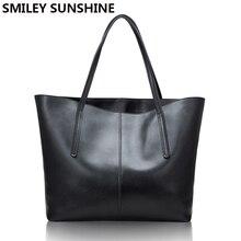 جلد طبيعي فاخر حقيبة كتف الإناث الموضة العلامة التجارية الشهيرة حقيبة يد نسائية كبيرة من الجلد والمحافظ حقيبة يد كبيرة للسيدات
