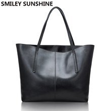 Luxury Genuine Leather Female Shoulder Bag Fashion Famous Brand