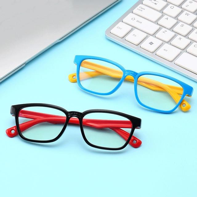 Silicone Polarized Sunglasses