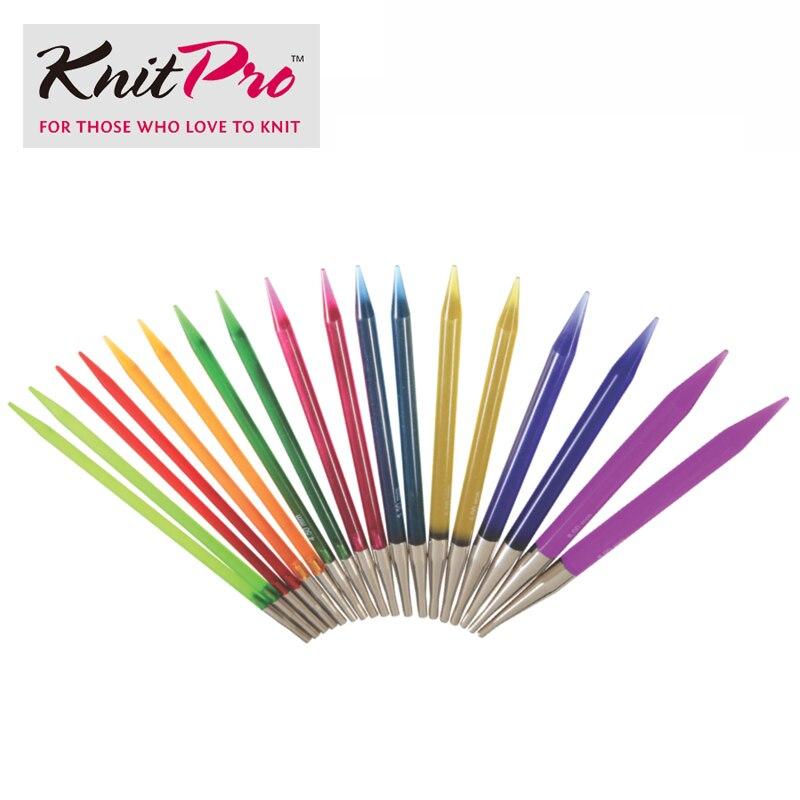 Image 4 - Knitpro Trendz Acrylic Interchangeable Needles set Set includes 8 pairsSewing Tools