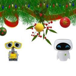 Дисней аниме фильм робот стена E 45 & EVE 44 винил действие и игрушки Фигурки Коллекция Модель игрушки для детей подарок на день рождения