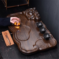 XMT HOME kung fu tea ceremony set Chinese tea tray bamboo wooden tea tray