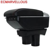 Auto Arm Rest Car-styling Car Styling Mouldings Modification Parts Automobiles Armrest Box 14 15 16 FOR Citroen Elysee