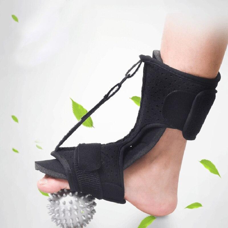 Fasciite plantar com único pé pé gota